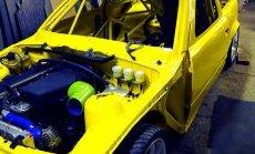 RS Motorspordist veerevad välja kurjad masinad