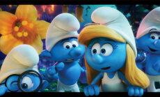 """TREILER: Smurfide uusim täispikk animafilm """"Smurfid: Kadunud külake"""""""
