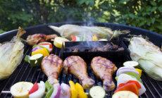 Eelseisvaks nädalavahetuseks: nipid, mille abil grill läikima lüüa ja seal parimaid roogi valmistada