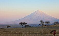 Veidraim vulkaan maailmas, mille laavasse kukkudes on võimalik ellu jääda