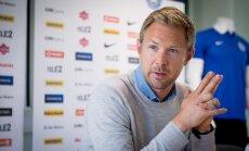 Eesti jalgpallikoondise peatreener Magnus Pehrsson