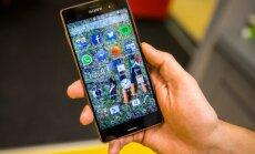Androidi telefon