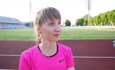 DELFI RIIAS: Anna Iljuštšenko: olümpianorm 1.93 on jalas ning selle alistamine ongi järgmine eesmärk