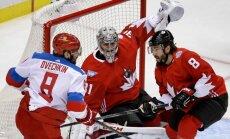 Jäähoki Venemaa vs Kanada