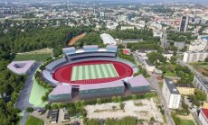 Kalevi staadioni rekonstruktsioon