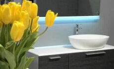 KODUSAADE: Presskivimist vannid ja auhinnalised segistid