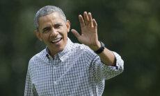 Ilveste keiss? Barack Obamat nähti nädalavahetusel ilma abielusõrmuseta