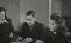 VANAD FILMIKAADRID AASTAST 1947: Tallinna kortermaja naisi külastab vilunud agitaator
