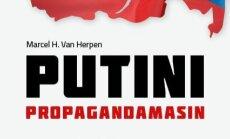 UUS RAAMAT: Putini propagandamasin. Pehme jõud ja Venemaa välispoliitika