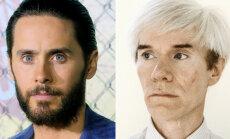 Jared Leto / Andy Warhol