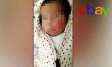 Uskumatu ja kohutav uudis: ema pani oma kuuvanuse beebi Ebay'sse müüki