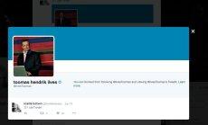 Aktivismist trollimiseni on ainult üks samm? President Ilves blokeeris Twitteris Eesti aktivistid