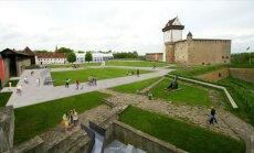 Narva Hermanni linnuse rekonstrueerimise plaan