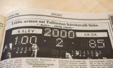 Kalev vs AKSK artikkel