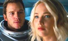 TREILER: Chris Pratt ja Jennifer Lawrence on armunud ulmefilmis