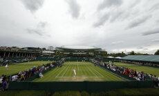 Margus Uba kommentaar: Wimbledoni teise võistluspäeva rikkus vihmasadu, Kontaveidi mäng lükkus kolmapäevale