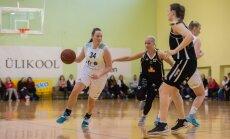 Eesti naiste korvpalliliiga teine finaalmäng Tallinna Ülikool - 1182 Tallinn