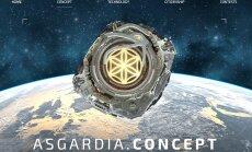 Oled koduplaneedist tüdinud? Palun - äsja asutati maailma esimene kosmoseriik nimega Asgardia