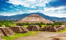 О чем расскажет секретный туннель под пирамидой в Мексике
