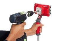 LEIUTIS: Quadsaw - uus tööriist, mis puurib seina ilusa nelinurkse augu