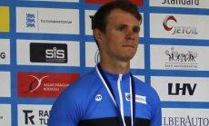 Mihkel Räim krooniti esmakordselt Eesti meistriks