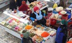 ФОТО DELFI: Прогулки по рынкам мира: Ташкент — город хлебный