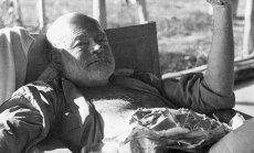Ernest Hemingway enne surma sõbrale: Olen 65 aastat vana ja täiesti tühi