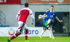 Eesti vs Saint Kitts ja Nevis