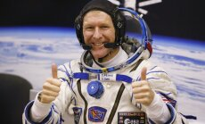 Astronautide uriin on kiivalt valvatud varandus