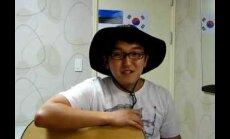 ВИДЕО: Кореец, влюбленный в Эстонию, спел эстонский гимн
