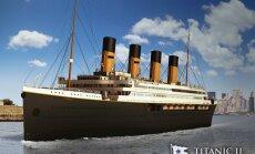 FOTOD JA VIDEO: Hukule määratud laeva täpne koopia: aastal 2018 teeb oma esimese reisi luksuslaev Titanic II