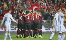 Türgi - Soome jalgpall