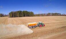 Eesti Energia: использование сланцевой золы в сельском хозяйстве набирает обороты