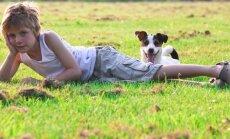Kas ja kuidas aitab lemmikloom lapsel terve püsida?