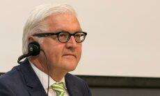 Saksamaa välisminister Frank-Walter Steinmeier
