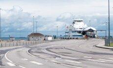 Uute parvlaevade ehitus on graafikus