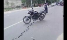 VIDEO: Amatöörvideo kaadrid Nepalist näitavad maavärina järel tohutuid pragusid