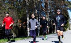 Heategevuslik selfie jooks kogub raha seljaaju vigastuste ravivõimaluste uurimiseks