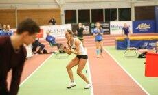 Ksenija Balta rõõm oli pärast Rio de Janeiro OM-normi täitmist suur.