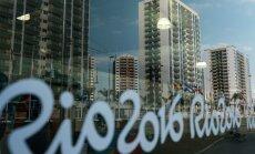 Rio de Janeiro olümpiaküla näeb välja nagu Lasnamäe, kuid on pisut avaram.