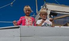 Vanaisa kätetöö – laevuke lastelastele