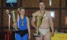 Venna jälgedes! Baruto poolvend Meelis Höövelson tuli sumo MM-il viiendaks