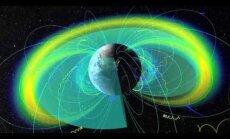 Maa ülilaetud kaitsevöönd pidas vastu aastakümne suurimale päikesetormile