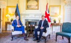 HOMSES PÄEVALEHES: Taavi Rõivas, mida te homme David Cameronile kokku saades ütlete?