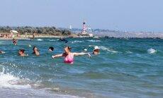 ФОТО читателя Delfi: Какой пляж и почему предпочитают одесситы?