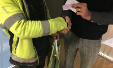 Вот это честность! Эстонец нашел 520 евро и вернул их владельцу