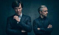 Sherlock Holmesist (Benedict Cumberbatch) ja John Watsonist (Martin Freeman) on viimastel hooaegadel saanud tüütult imalad tegelased.