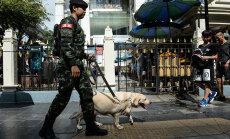 Таиланд намерен ввести вооруженную охрану на всех авиарейсах