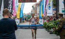 Viienda Pärnumaa Võidupüha maratoni võitsid Mario Mustasaar ja Klarika Kuusk
