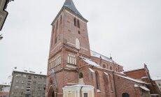 Tulevane nutikas maja? Korrusmaja Lutsu tänaval Jaani kiriku kõrval.